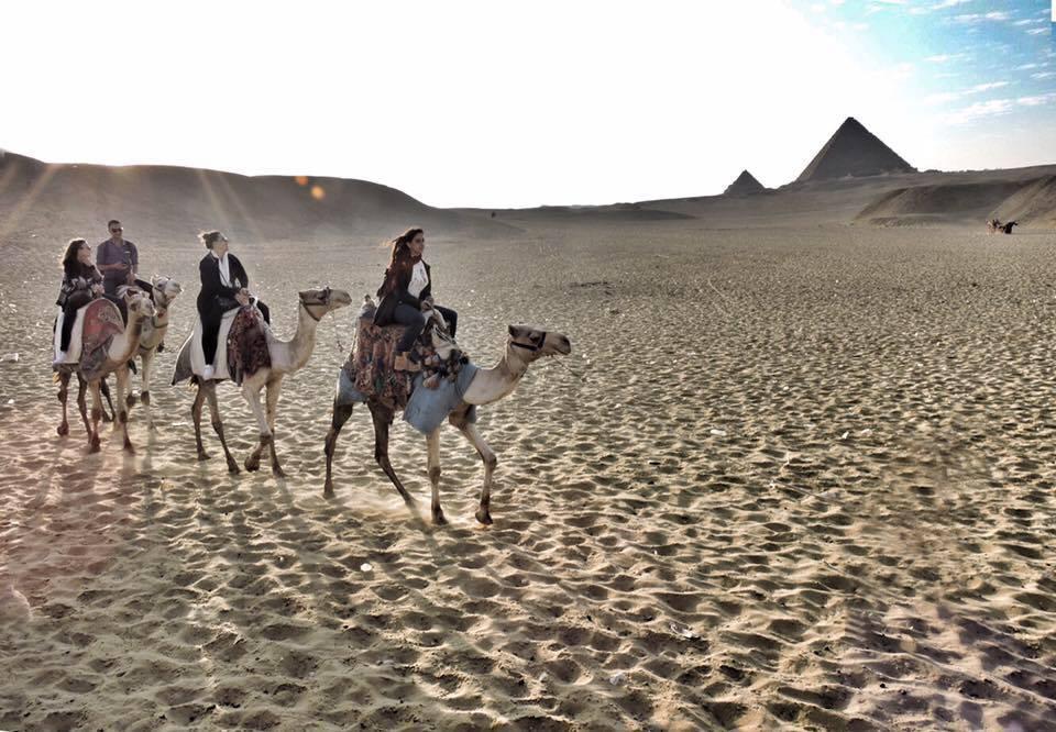 Explore Egypt - Decent work and economic growth