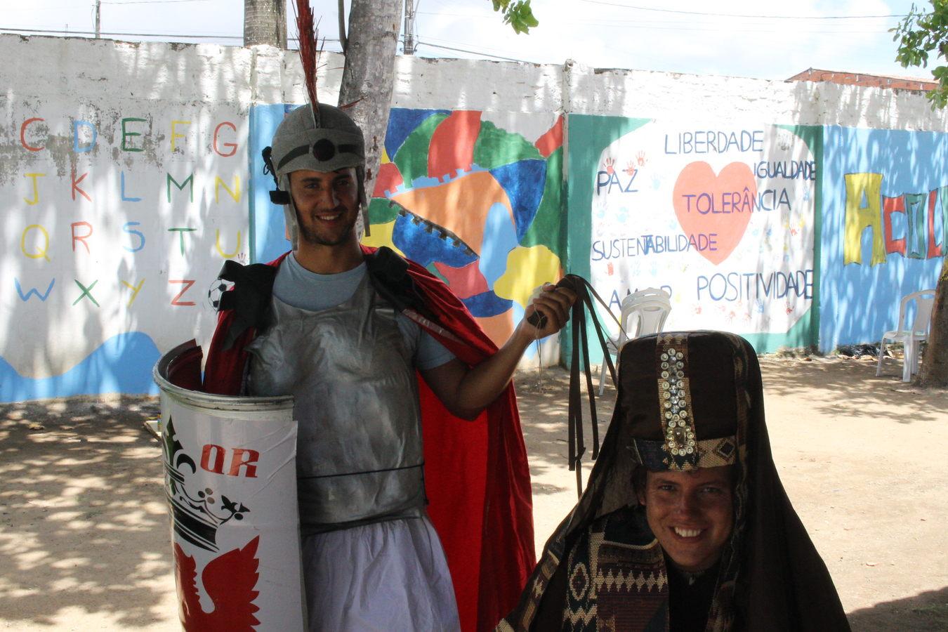 PLANT dreams to grow HEROES - AIESEC in Maceió