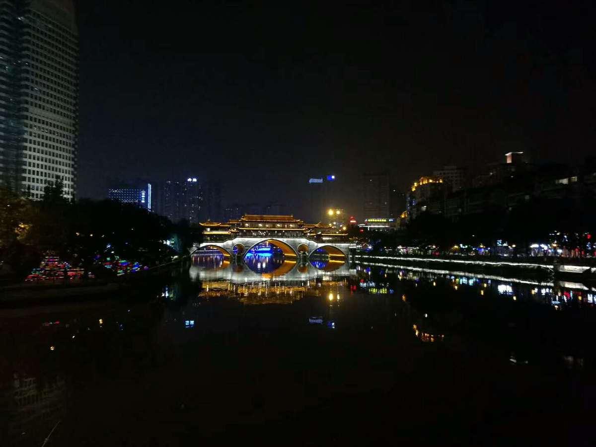 Holding A Green- Chengdu