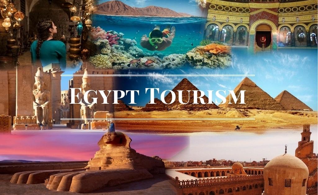 Explore Egypt - Promoting Tourism in Egypt # SDG8