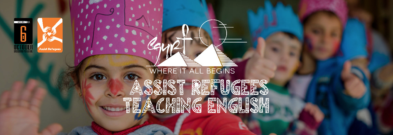 Assist Supporting Refugees - Teaching your LanguageGV