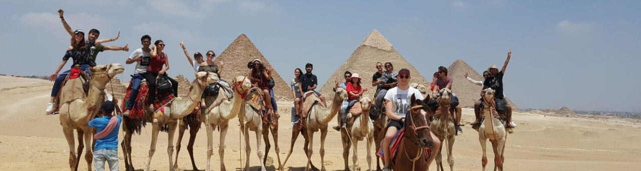 Explore Egypt-Marketing- January