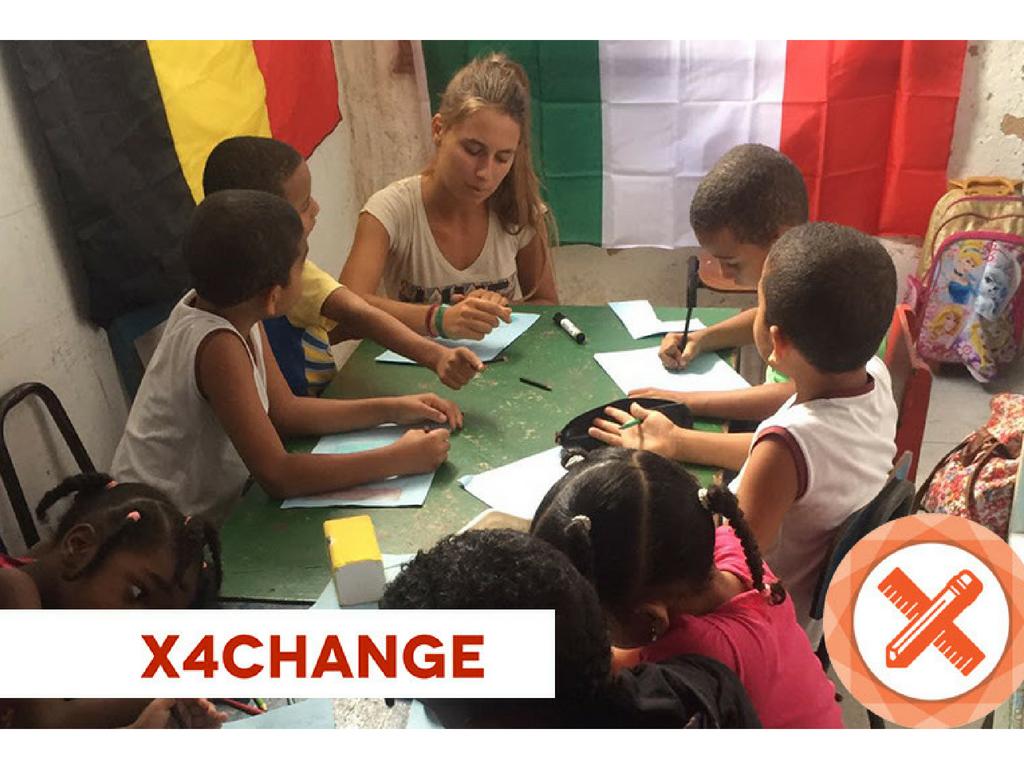 X4 Change - Language Education to Kids |Salvador [AUG 20TH]