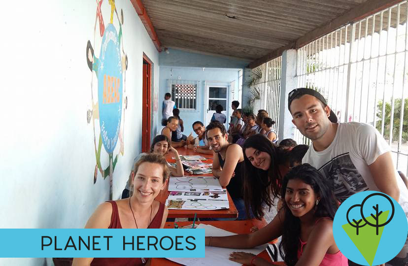 Planet Heroes -Environmental Project  | Salvador [AUG 6TH]