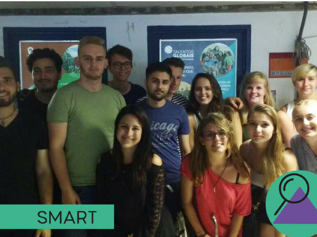 Smart - Marketing and Management | Salvador [ AUG 27 TH ]
