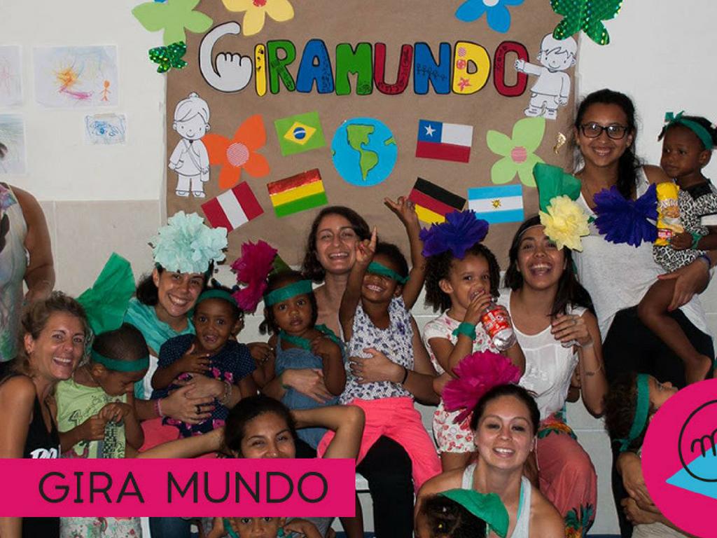 Gira Mundo -Teach SDGs of UN |Salvador [AUG 13TH]
