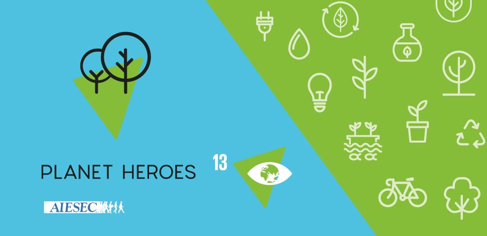 Planet Heroes | Campina Grande