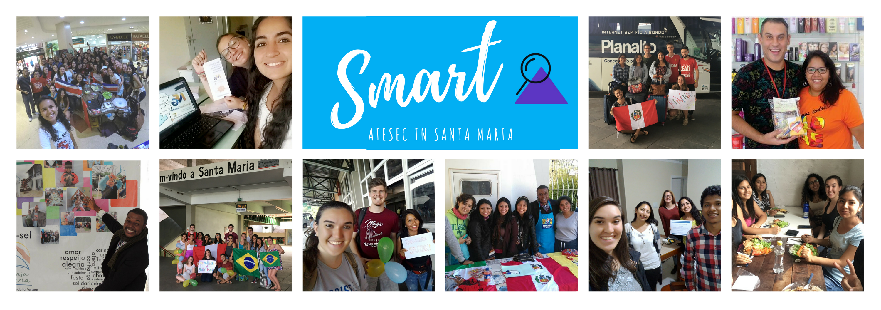 Administration and marketing for a NGO in Brazil [Smart]