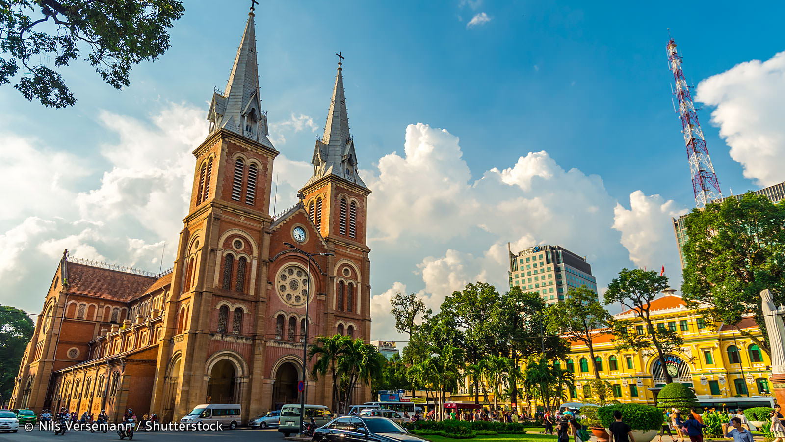 Global Talent | [Teaching in Saigon] Accommodation and travel