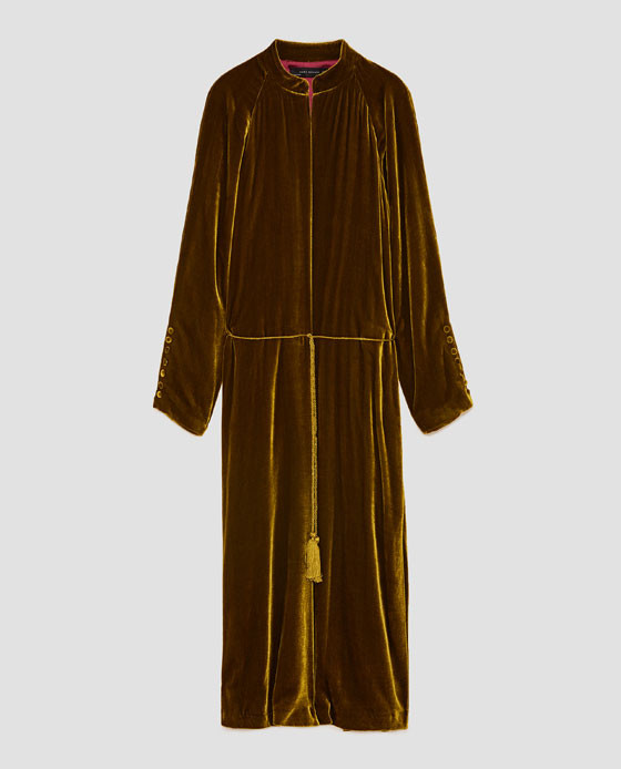 8d23d1e7e Kimono terciopelo, Zara, talla S    Detalle del producto    Glamy