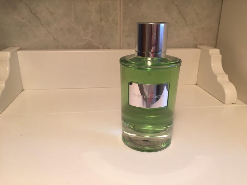 Perfume Pedro del Hierro