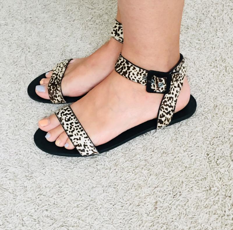 Sandalias Zara 40 || Detalle del producto || Glamy