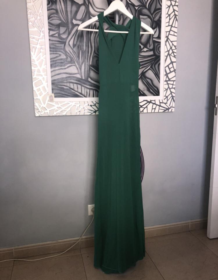 Vestido de gasa S