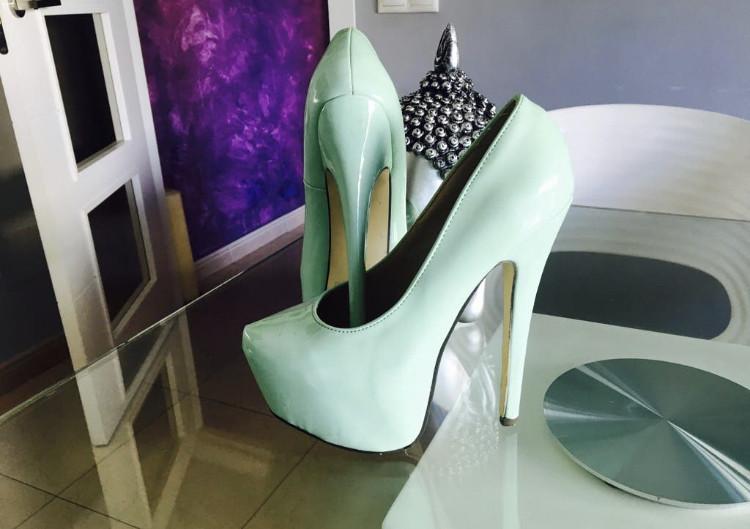 Zapatos de salón 36