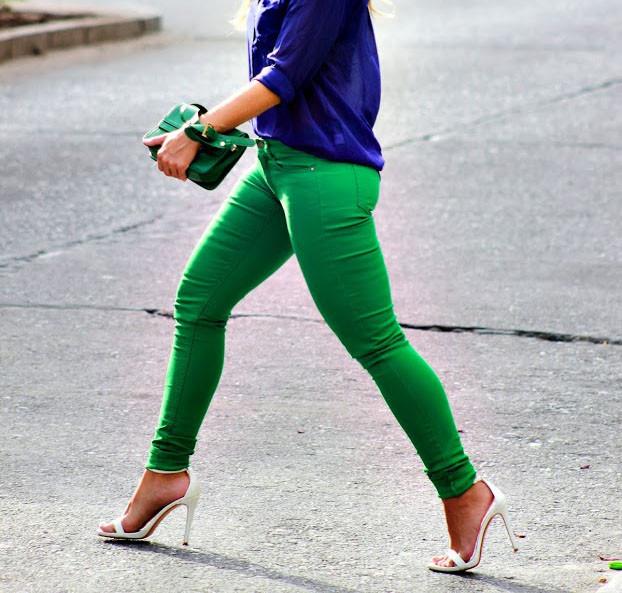 pitillo verde