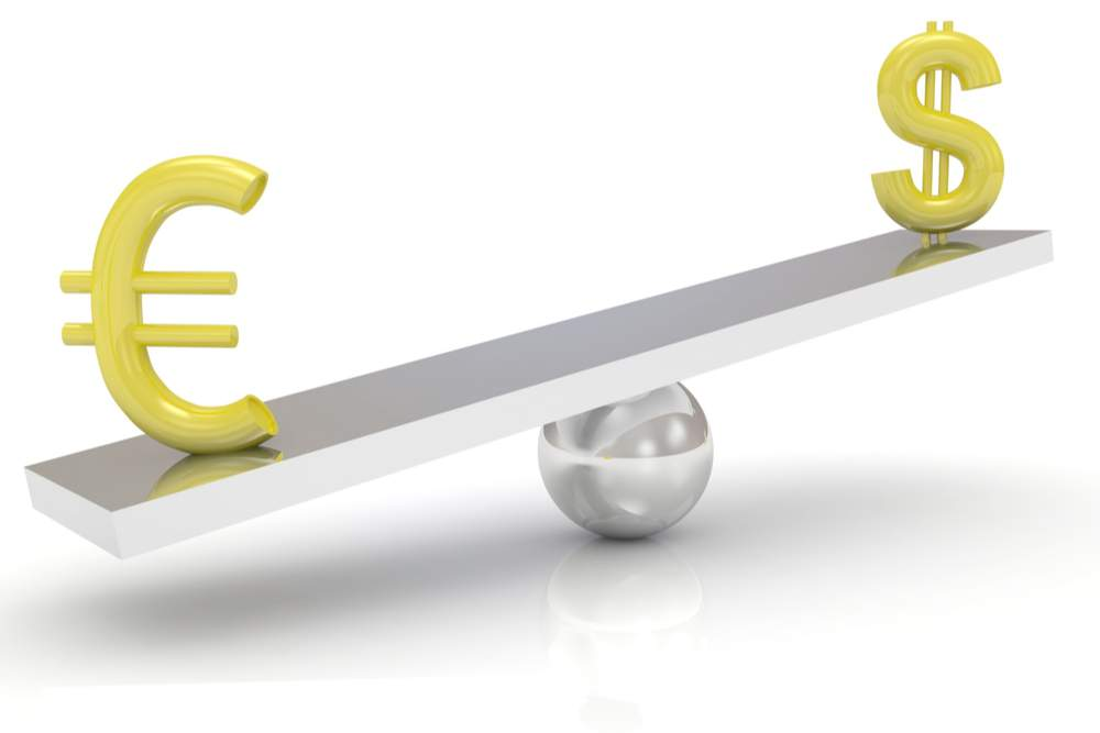 Euro vs Dollar (USD) Pair – TRADE Two international giants in one