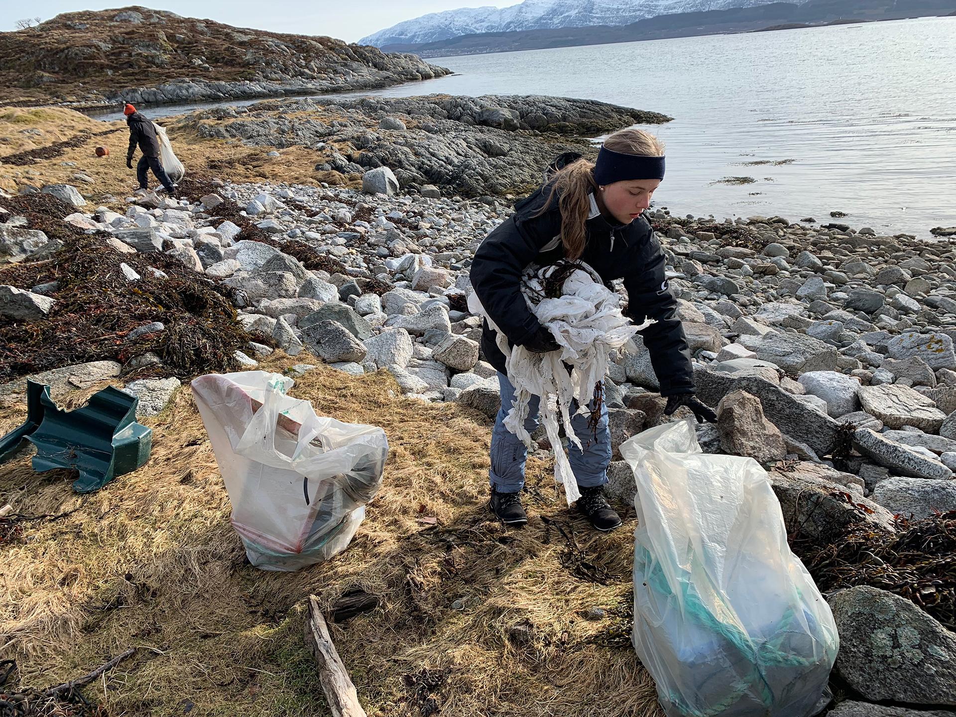 Arbeid innen plast og miljø