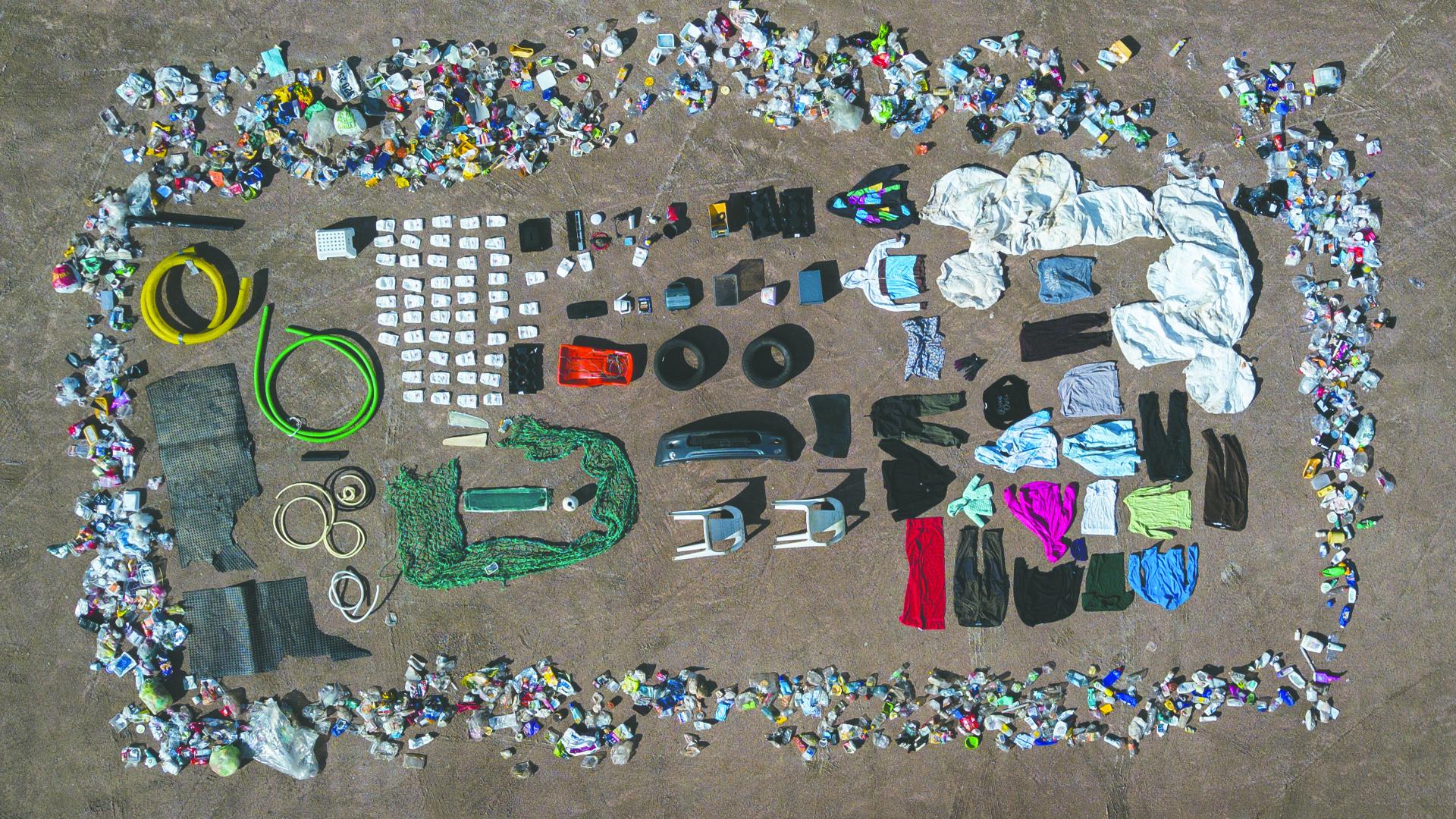 Ulike plastfraksjoner