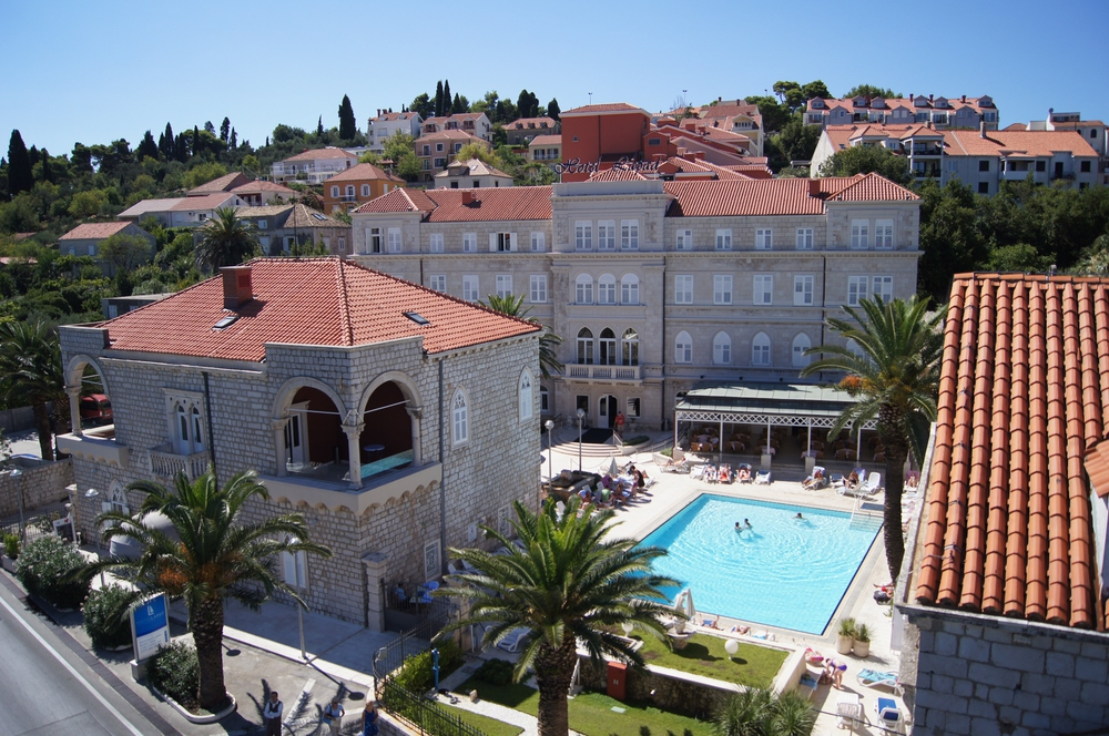 Handiscover accessible hotel room in Dubrovnik