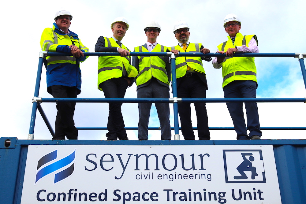 New civil engineering skills academy opens in Hartlepool