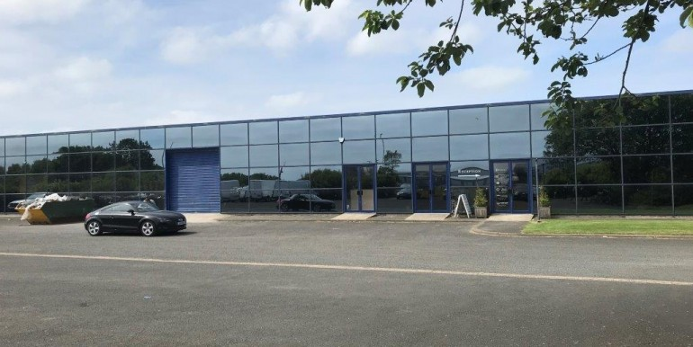 Unit 15 Prospect Way, Park View Industrial Estate, Hartlepool, TS25 1UD