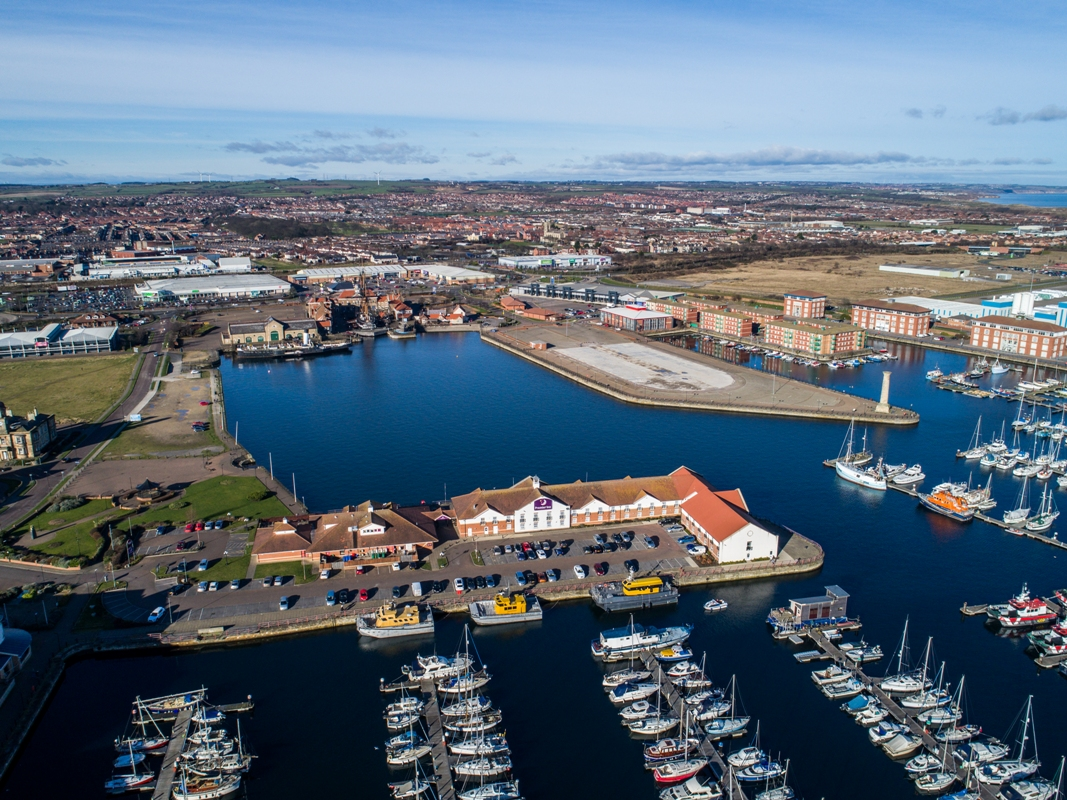 Major boost as Hartlepool Waterfront regeneration commences