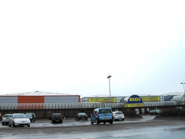 Teesbay Retail Park, Brenda Road, Hartlepool, TS25 1XJ
