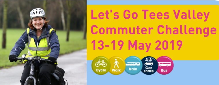 Let's Go Tees Valley Commuter Challenge