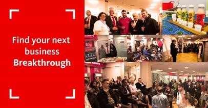 Grow your business with Santander
