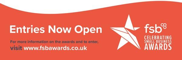 FSB Celebrating Small Business Awards 2020 - deadline for entries!