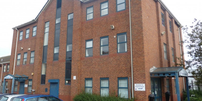TEC House, Hanson Square, Lynn Street, Hartlepool