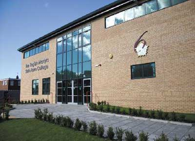 English Martyrs Sixth Form College