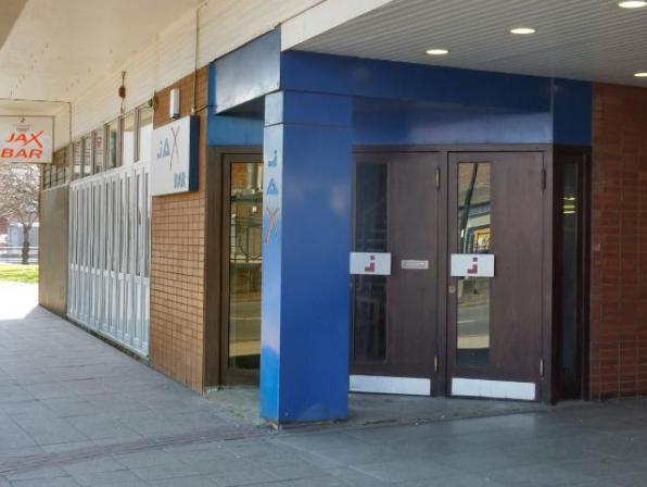 Jax, Middleton Grange Shopping Centre