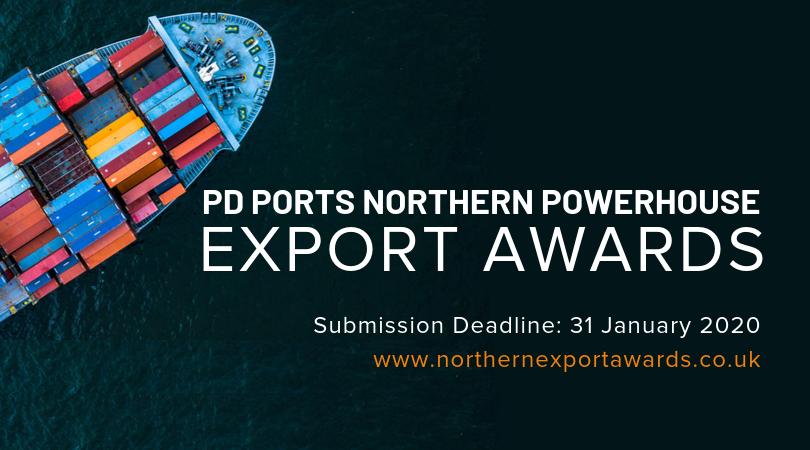 PD Ports Northern Powerhouse Export Awards