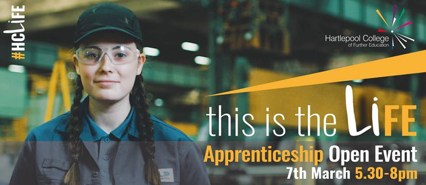 BIG Apprenticeship Open Event