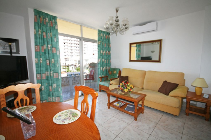 2 Bedroom Holiday Apartment in Benalmadena