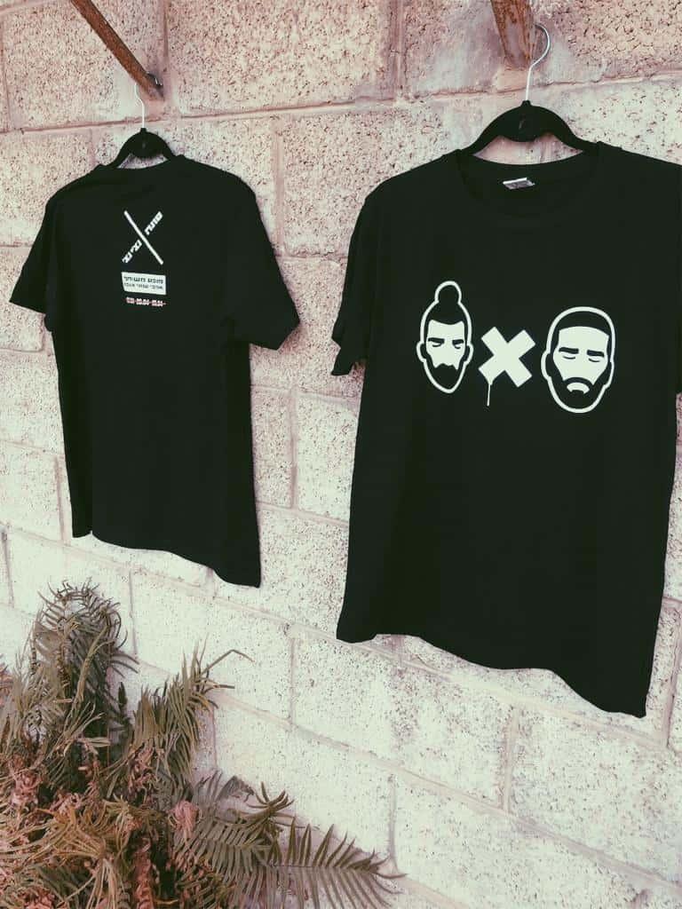 הדפסה על חולצות | הדפסת חולצות | חולצות מודפסות | חולצות עם לוגו