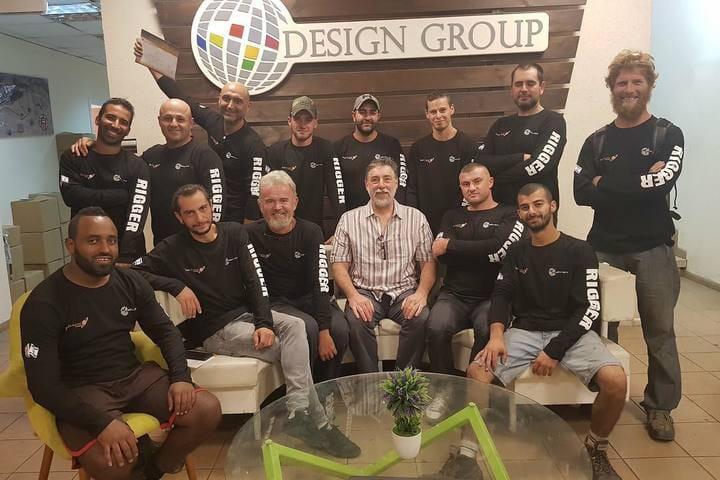 Design Group עיצוב במה