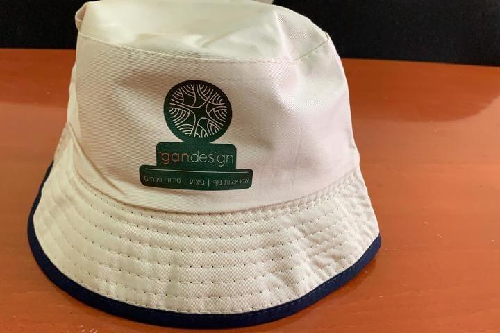 כובע טמבל מודפס