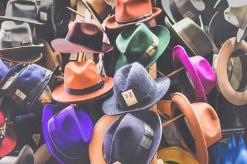 כובעים מגניבים לאירועים מיוחדים