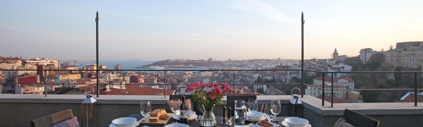 Galata Apartment, Istanbul