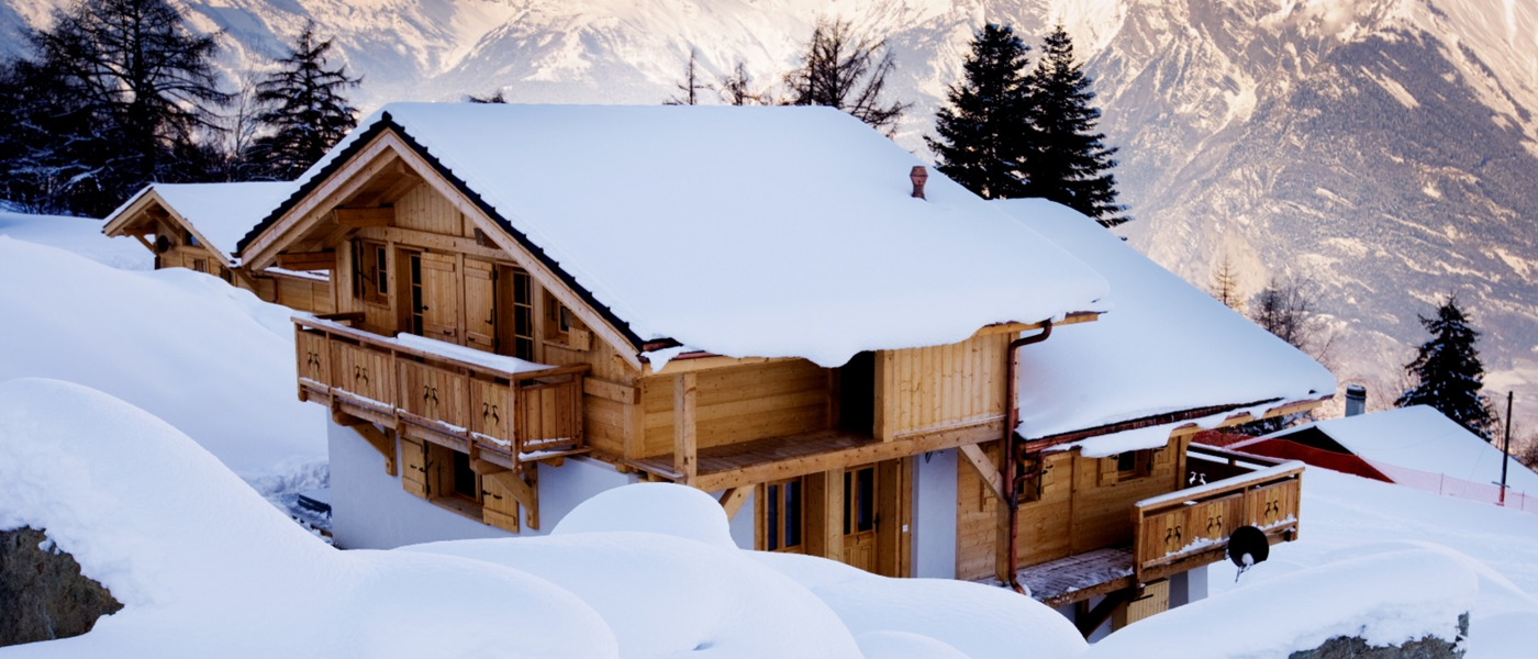 Luxury Chalets And Homes In Nendaz