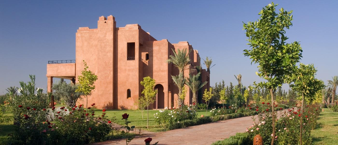 Dar Hasnaa. Marrakech, Morocco