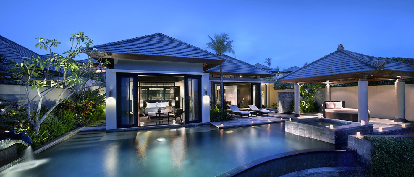 Banyan Tree Ungasan Luxury Banyan Tree Villas In Bali