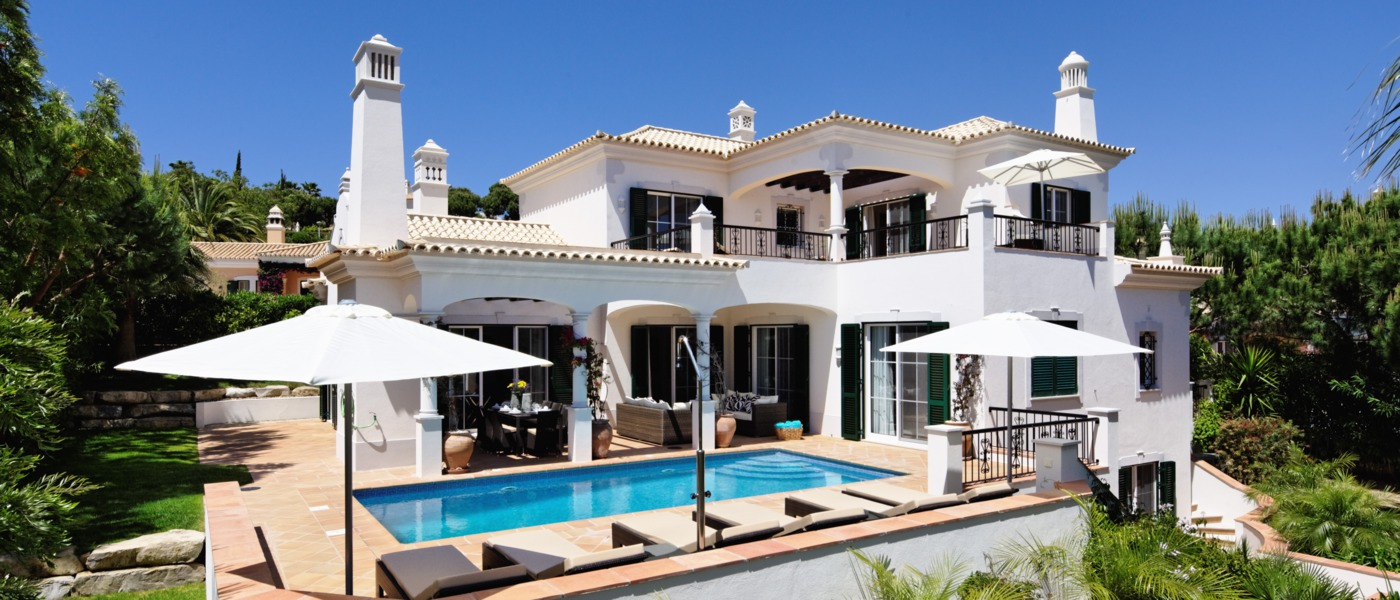 Private Villas In Portugal luxury villas and chalets in portugal and the algarve