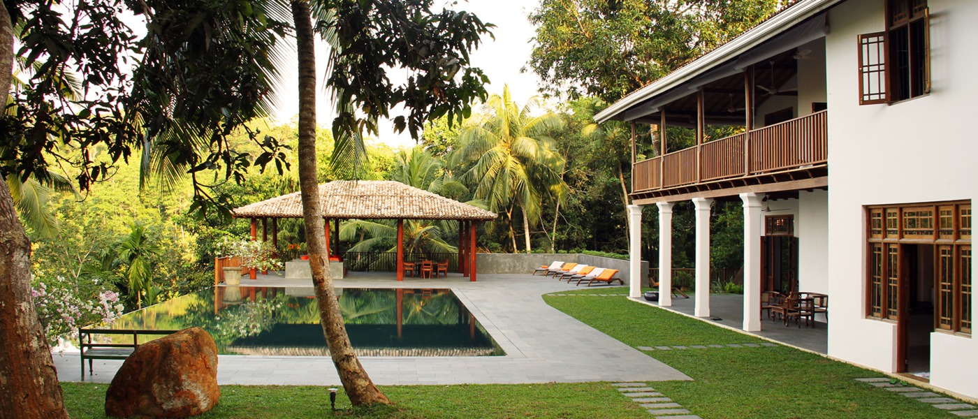 Luxury Homes And Villas In Galle Sri Lanka