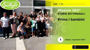 Prima i bambini – Video missioni