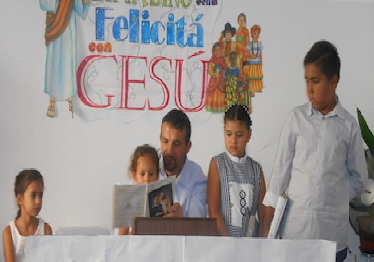 Savona - Culto dei bambini