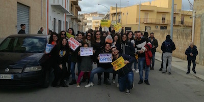 Global Youth Day in Sicilia