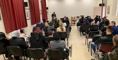 Avventisti rom si riuniscono per la prima volta a Soresina